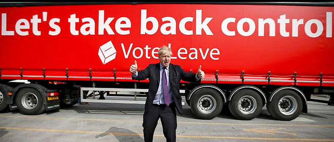 Boris Johnson est le leader du pro-Brexit. Image d'illustration.