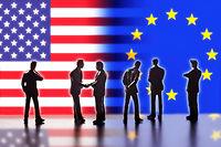 Le Tafta est un accord commercial de libre-échange entre les États-Unis et l'Europe, qui se négocie à huis clos depuis 2013. ©Klaus Ohlenschläger
