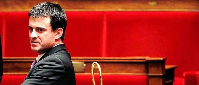 Manuel Valls a suggéré qu'une loi pourrait être votée pour encadrer le salaire des patrons des grands entreprises françaises.