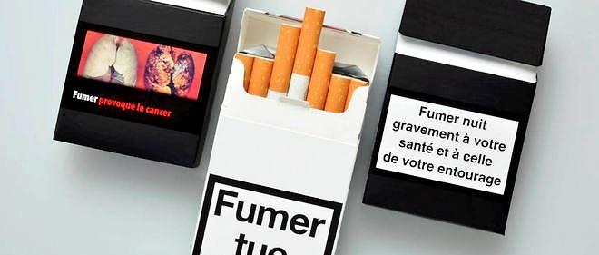 Le paquet de cigarettes neutre débarque !