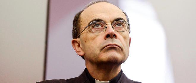 Philippe Barbarin estéclaboussé par des affaires de pédophilie dans son diocèse