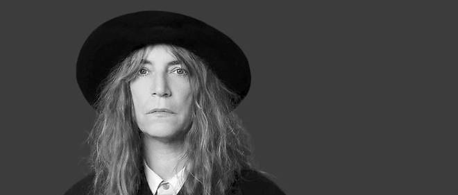 Mystique. Patti Smith photographiee par Edward Mapplethorpe