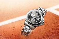 Longines est partenaire et chronometreur du tournoi parisien depuis dix editions.
