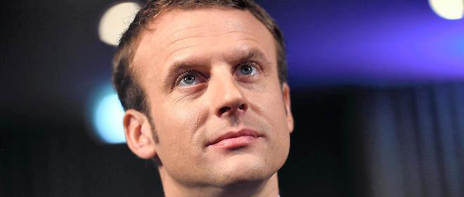 """Emmanuel Macron s'est confié aux """"Échos"""". Image d'illustration."""