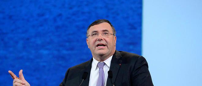 Le PDG de Total Patrick Pouyanné a réagi au blocage des raffineries françaises du groupe lors de l'assemblée générale des actionnaires.