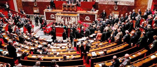 L'Assemblée nationale a adopté le projet de loi Justice du XXIe siècle en première lecture (image d'illustration).