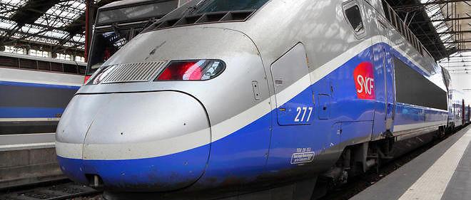 La CGT-Cheminots, premier syndicat de la SNCF, appelle à la grève à partir du 31 mai au soir. (Photo d'illustration)