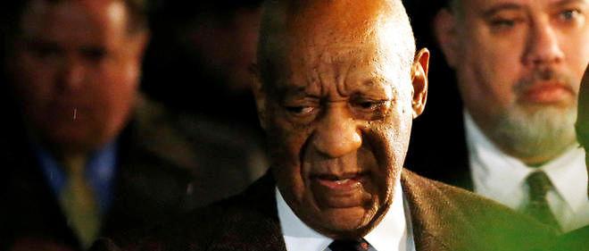 Bill Cosby au tribunal.