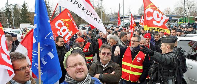 Certains syndicats comme la CGT veulent la réécriture (ou la suppression) de l'article 2 de la loi travail. Image d'illustration.