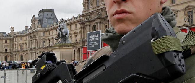 Un militaire français du 8e régiment de parachutistes du RPIMA de Castres a été sauvagement agressé à l'arme blanche. Image d'illustration.