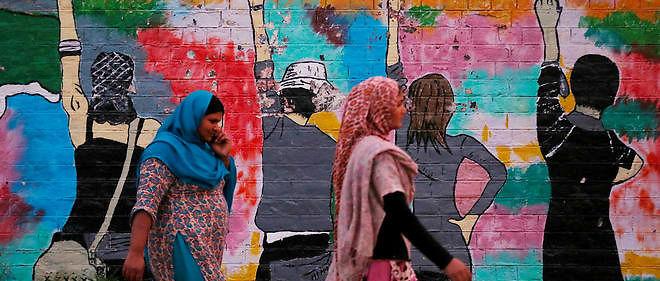 Au Pakistan, les femmes peuvent être les victimes de crimes particulièrement révoltants. (AFP).