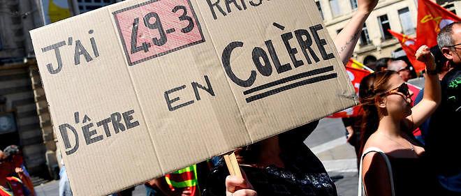 La mobilisation contre la loi travail bat son plein.