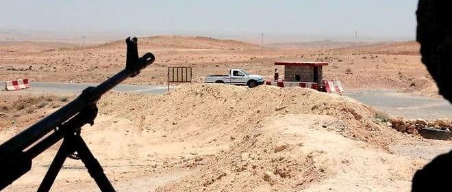 Le commandant de l'EI à Fallouja tué par une frappe aérienne.