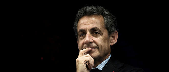 Nicolas Sarkozy en mai 2016 à Jonage. Image d'illustration.