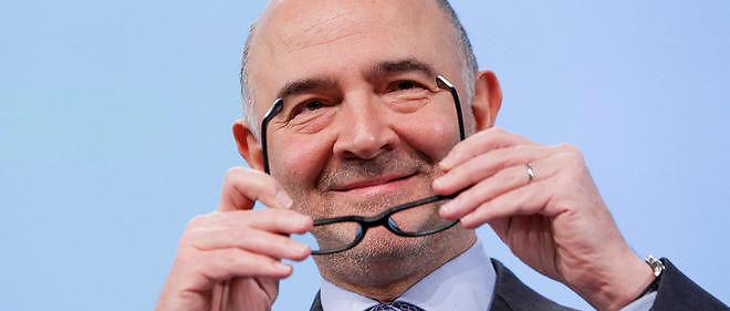 Pierre Moscovici, ex-ministre de l'Économie et des Finances. Commissaire européen aux Affaires économiques.