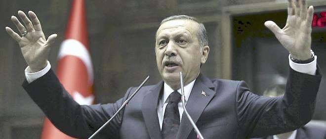Erdogan est à la tête d'un pays comptant aujourd'hui environ 79 millions d'habitants.