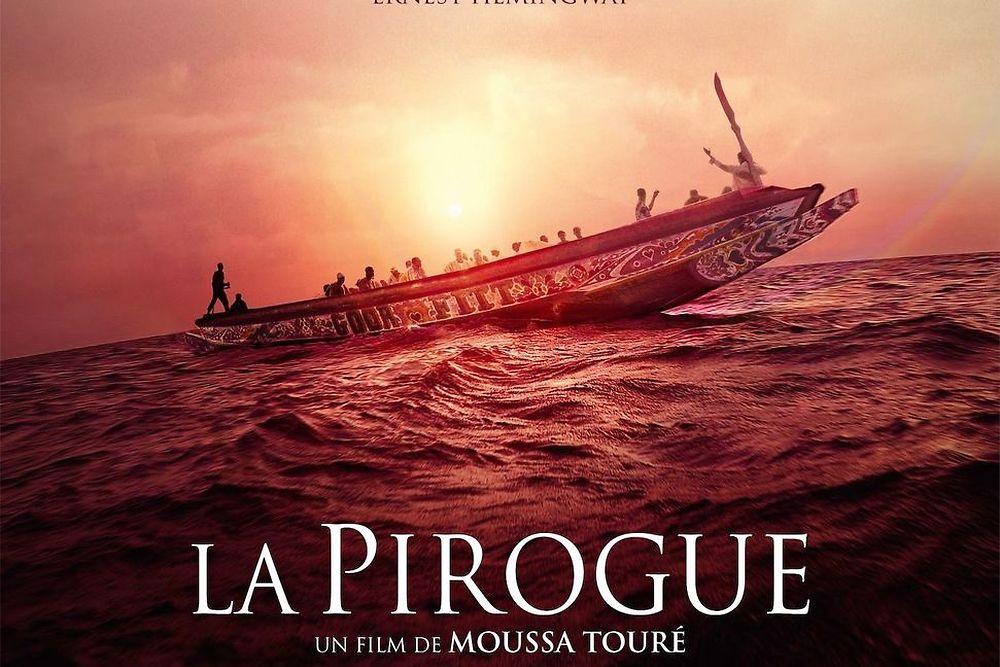 La pirogue (Moussa Touré, Sénégal)
