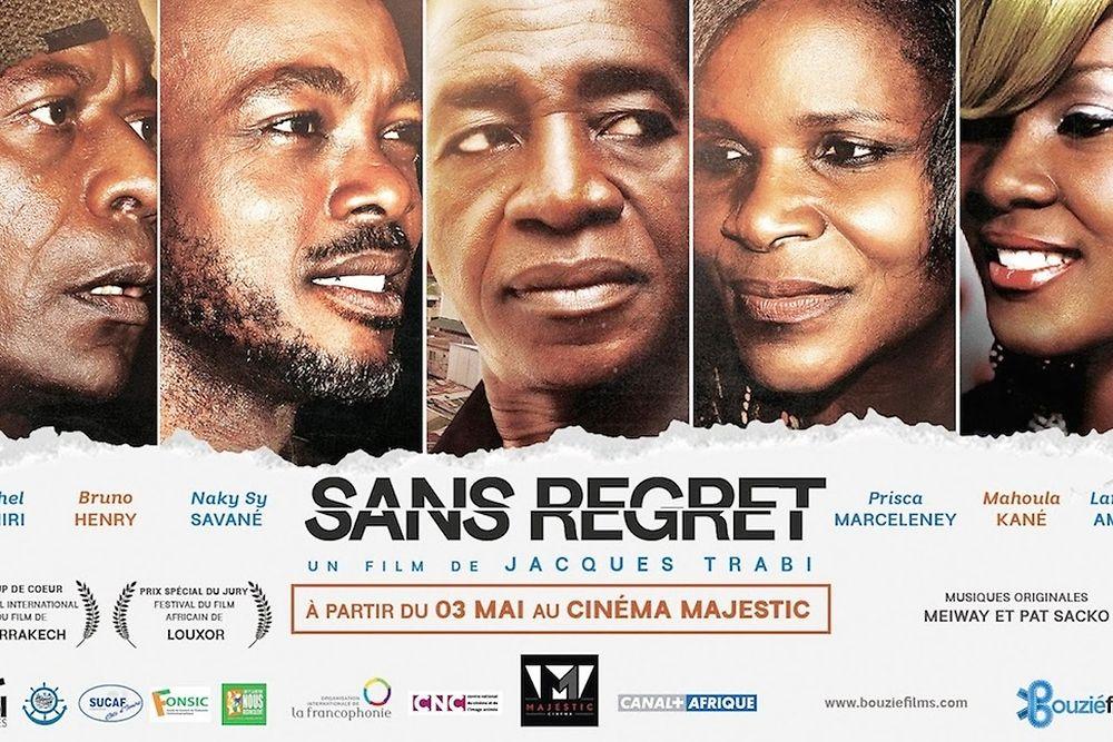 Sans regret (Jacques Trabi, Côte d'Ivoire)