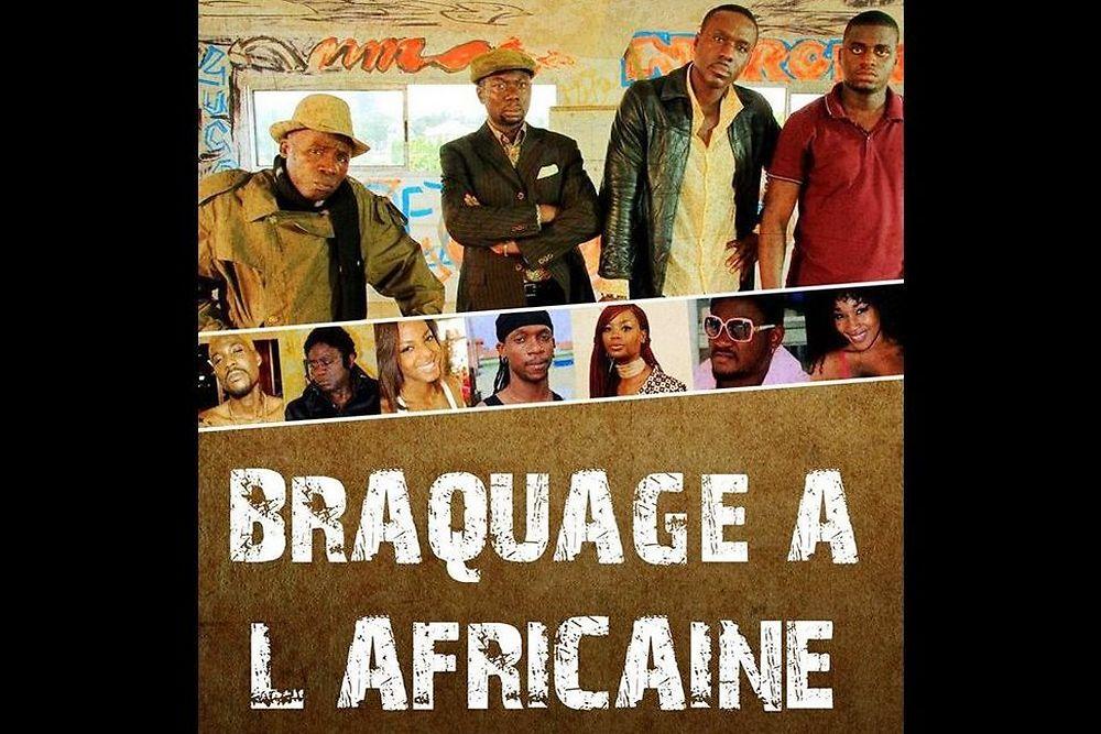 Braquage à l'africaine (Owell Brown, Côte d'Ivoire)