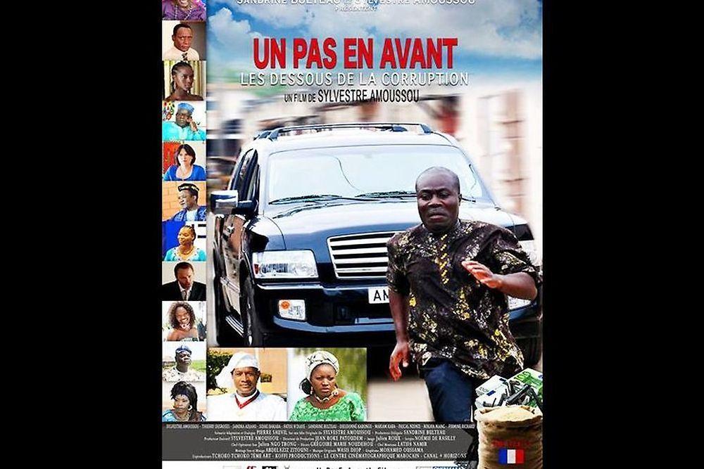 Un pas en avant, les dessous de la corruption (Sylvestre Amoussou, Bénin)