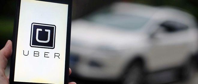 L'application Uber révolutionne le monde des taxis et des voitures avec chauffeur.