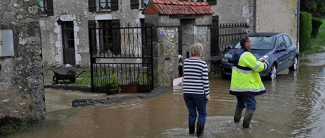 Le Loiret est toujours en vigilance orange aux inondations