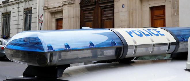 Voiture de police française (photo d'illustration).