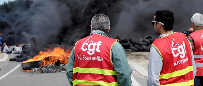 La CGT, syndicat fossoyeur de l'économie française.
