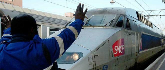 Le trafic sera une nouvelle fois perturbé à la SNCF. Image d'illustration.