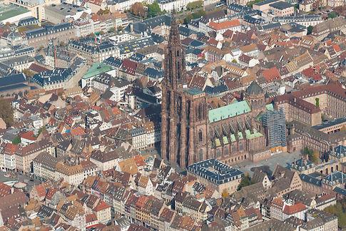 La surprise vient de l'Est, avec la belle progression de Strasbourg. ©THIERRY GRUN