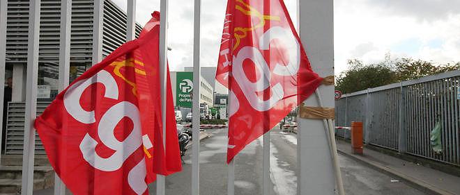 Le centre de traitement de déchets d'Ivry-sur-Seine est toujours bloqué.