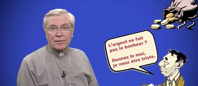 L'évêque de Gap et d'Embrun remet en lumière une initiative d'entrepreneurs français afin de reconstruire le pays. ©Le Point.fr