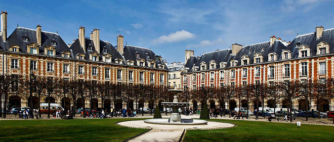 Image result for hotel coulange place des vosges
