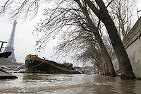La décrue a commencé. Quelle leçons peut-on tirer des récentes inondations ? Un chercheur revient sur les enseignements à tirer des statistiques relevées sur deux siècles. ©Pierre Verdy
