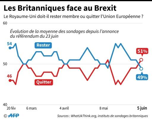 Les Britanniques face au Brexit © Thomas SAINT-CRICQ, Valentina BRESCHI AFP