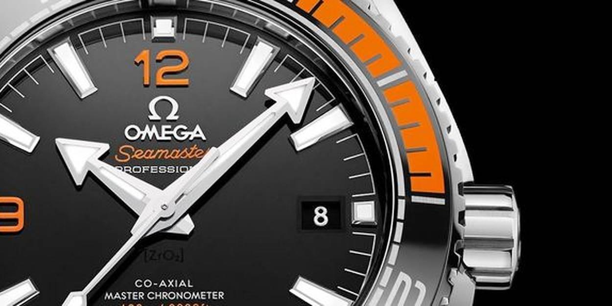 Omega dévoile ses Seamaster Planet Ocean au Printemps Le