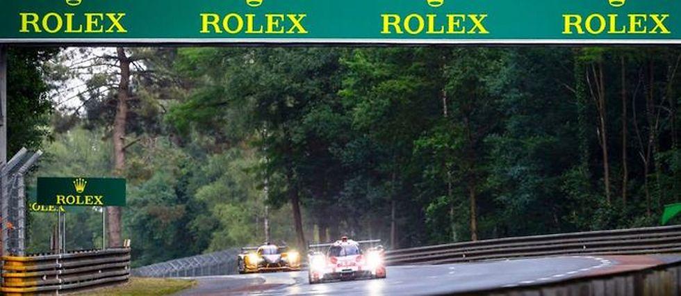 Les 24 Heures du Mans, la plus ancienne et la plus connue des courses d'endurance automobiles.