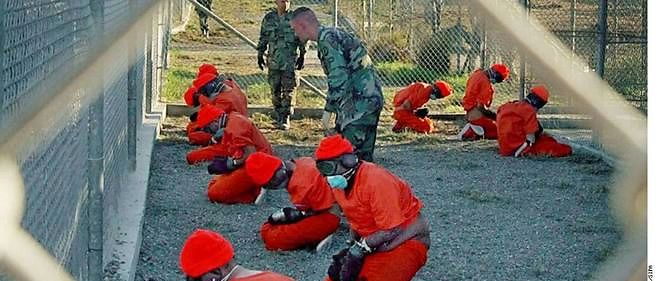 La base américaine de Guantánamo où ont eu lieu les audiences des détenus torturés par la CIA.