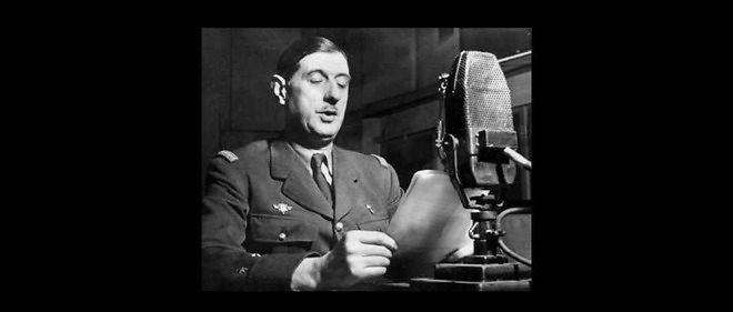 Général de brigade à titre provisoire, Charles de Gaulle prononce le 18 juin 1940 un discours qui changera la face de l'histoire.
