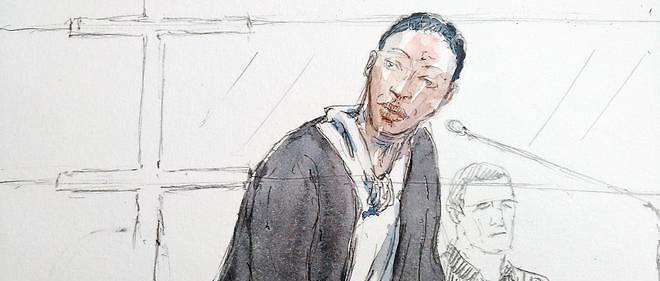 Fabienne Kabou est jugée pour le meurtre de sa fille, âgée de 15 mois.