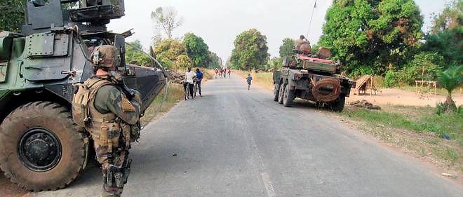 Des militaires français sont soupçonnés d'avoir passé à tabac deux Centrafricains ou d'avoir laissé faire.