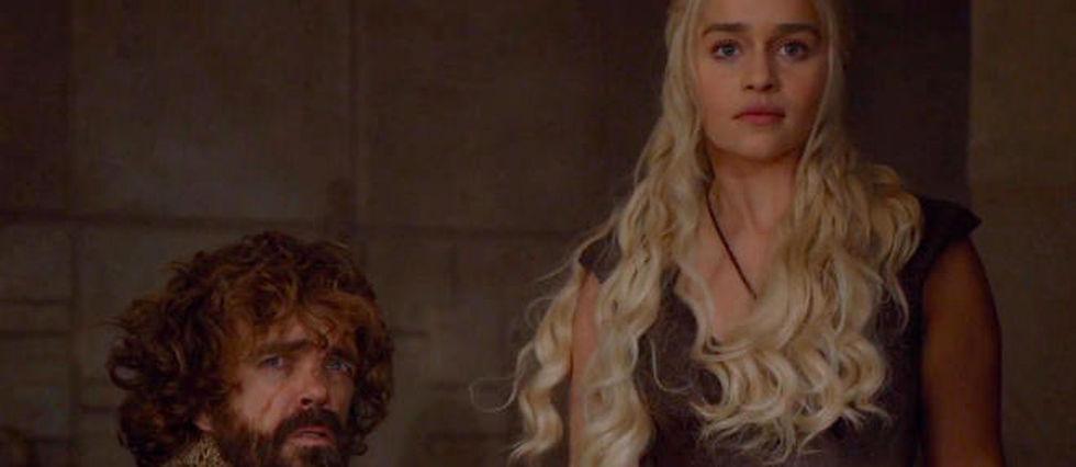 """""""Attention à ne pas suivre l'exemple de ton papa"""", rappelle Tyrion à Daenerys"""