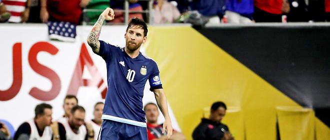 Lionel Messi conquiert encore de nouveaux records avec l'Argentine.