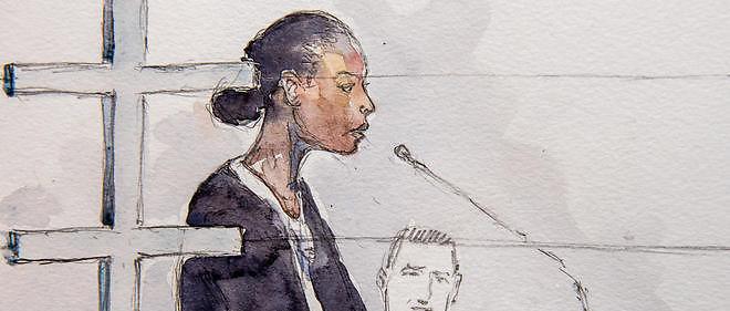 Fabienne Kabou est accusée d'avoir tué sa fille de 15 mois.