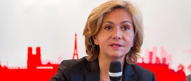 Valérie Pécresse, la présidente LR de la région Ile-de-France.