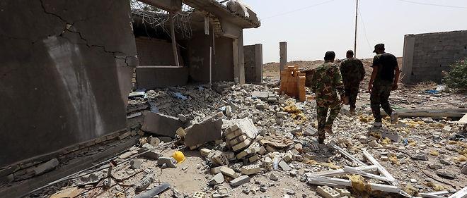 La quasi-totalité des combattants de l'EI a été chassée de Fallouja.