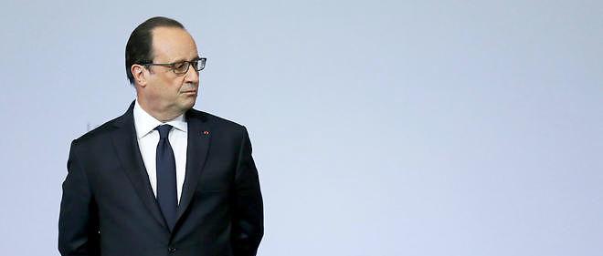 Hollande est toujours au plus bas dans les sondages.