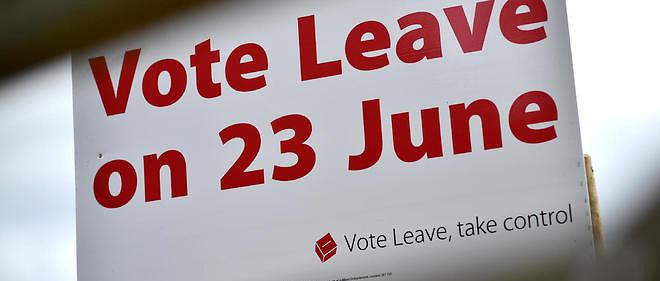 Le Brexit est en tête dans deux sondages.