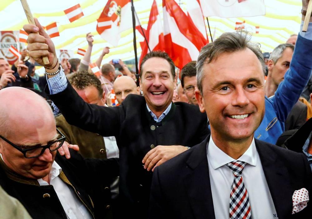 AUSTRIA-ELECTION/ © © Dominic Ebenbichler / Reuters