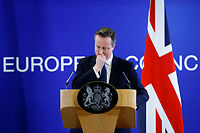 David Cameron, photo d'illustration. ©Ye Pingfan/